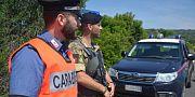 Sughero estratto furtivamente: tre arresti