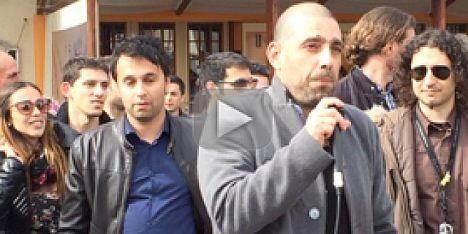 Alghero c il sindaco 5 stelle i deputati incoronano porcu for Onorevoli 5 stelle