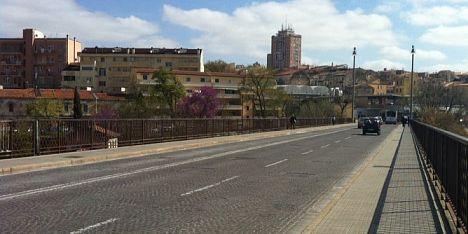 chiuso il Ponte di Rosello