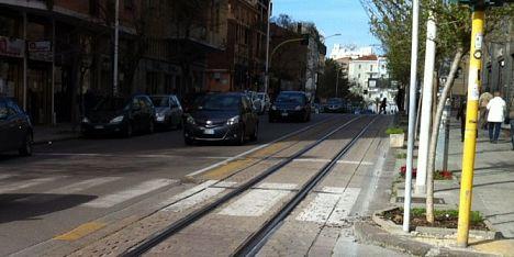 Proseguono i lavori in Viale Italia