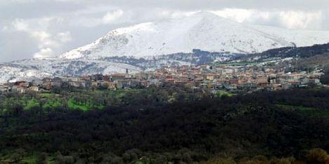 Alghero sud in gita a Fonni