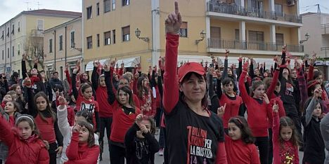 1 billion rising events 2018 ad Alghero
