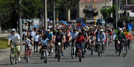 Le bike invadono Sassari