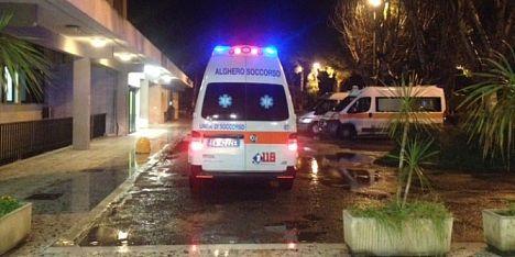 Incidente in rotatoria: codice rosso ad Alghero - Alguer.it