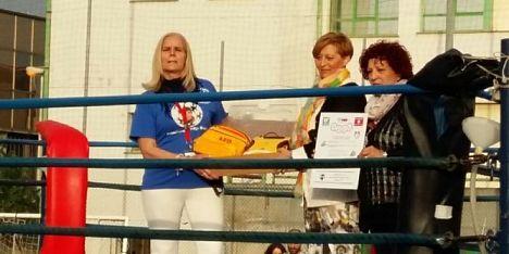 Porto Torres: un pezzo del cuore di Diego resta in Sardegna
