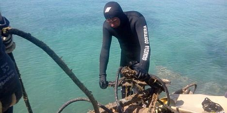 Boe abusive in area marina protetta - Lo specchio dei desideri sassari ...