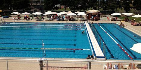 Nuoto riparte la green alghero for Ferroni sassari