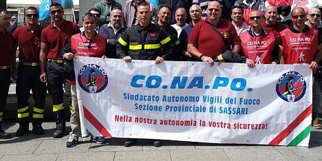 Vigili del fuoco pronti allo sciopero
