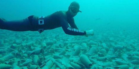 Riapre il sito archeologico sommerso dell´Asinara