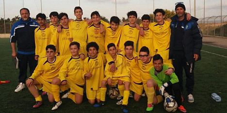 Calcio giovanile: raduno Juniores per l´Audax