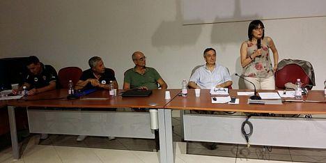 Assemblea generale Protezione civile: Spano ad Abbasanta