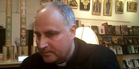 Don Marcello Stanzione ritorna ad Alghero