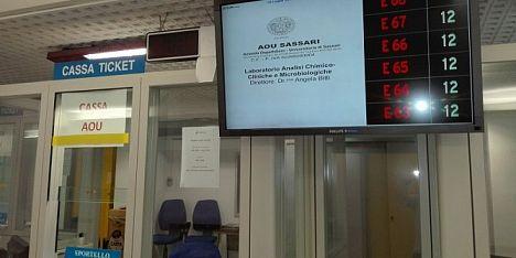 Sanità a Sassari: gli orari di lunedì