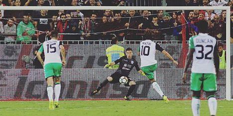 Serie A: Cagliari sconfitto a domicilio