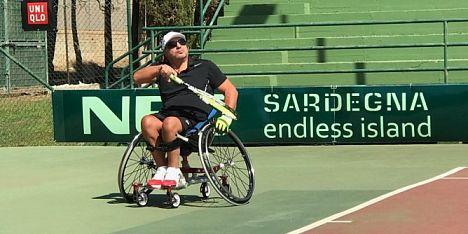 Sardinia Open: buona la prima per Corradi