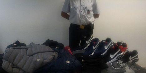 3d21e6aab4 Blitz anticontraffazione: sequestro ad Iglesias