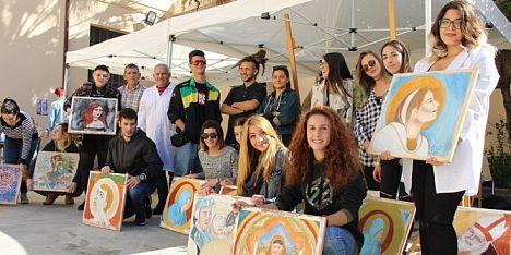 Saggi al Liceo Artistico di Sassari