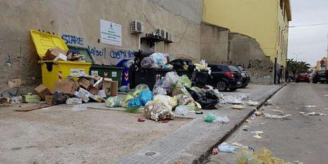La Befana è arrivata a Porto Torres insieme ai rifiuti