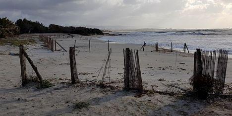 «La sabbia del Lido a rischio discarica»