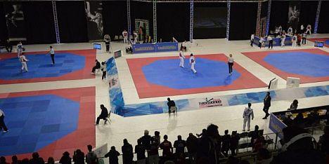 Olbia capitale italiana del Taekwondo