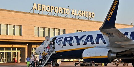Pisa e Milano, Ryanair in tilt su Alghero
