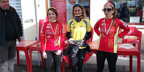 Ciclocross: Algherobike sul podio