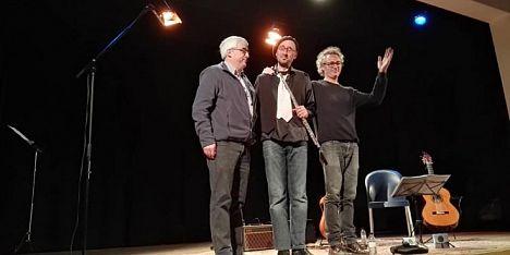 Tour in Catalogna per Mauro Uselli