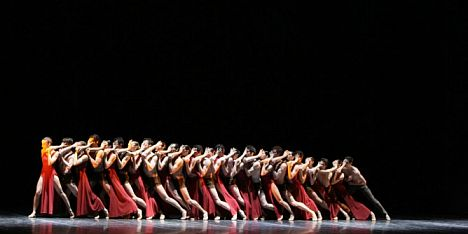 Danza: Mediterranea sbarca in Sardegna