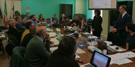 Erosione costiera: incontro tecnico a Cagliari