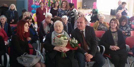 E´ algherese la donna più anziana della Sardegna