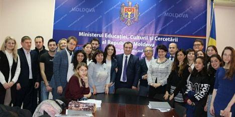 Barbaricini alla scoperta della Moldavia