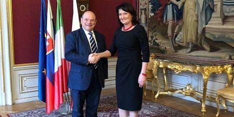 Sassari a Bratislava: bilancio positivo