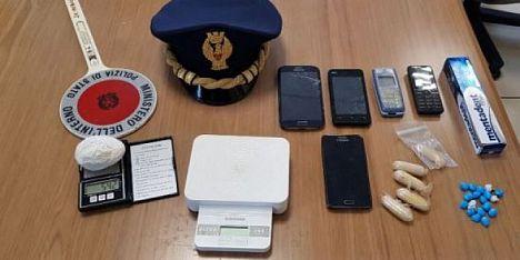 Sassari: arrestati due spacciatori nigeriani