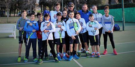 Campionato invernale Tc Alghero in finale