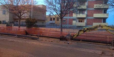 Porto Torres, Rete del gas: riaprono i cantieri