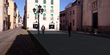 Nuova vita per Piazza Ginnasio. Mobilità e traffico: si allarga la Ztl