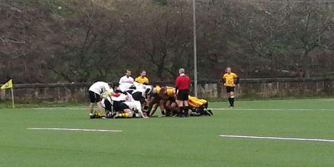 Amatori Rugby Alghero: vittoria, bonus e vetta