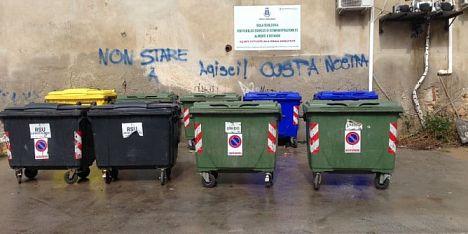 Porto Torres dice addio alle isole ecologiche