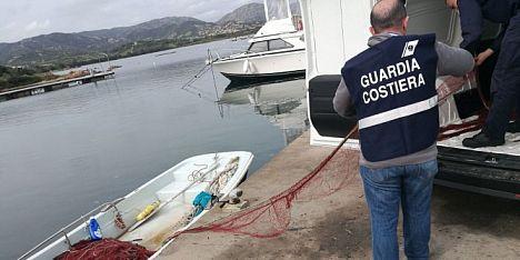 Pesca irregolare: Guardia costiera in azione