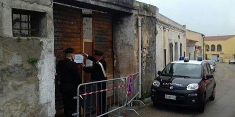 Magazzino-discarica: denuncia a Tissi