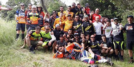 Downhill: vince Gianluca Cara