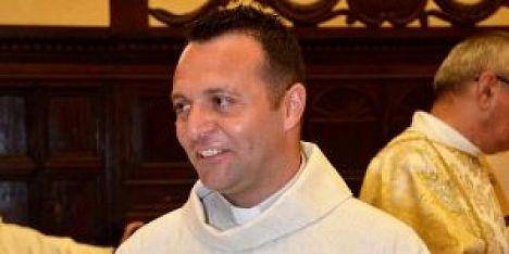 Cacciotto sacerdote a San Giovanni Bosco