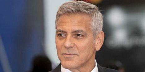 George Clooney investito in Gallura