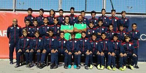 Calcio giovanile: raduno ad Alghero