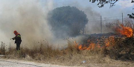 alto pericolo in Gallura e nel Cagliaritano