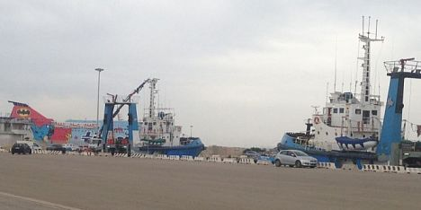 «Le navi dalla banchina Segni non si toccano»
