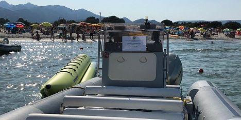 Sequestrata barca a San Teodoro