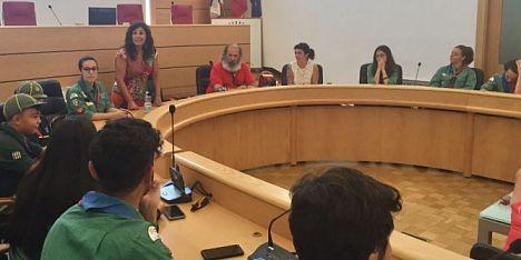 Scout Cngei a scuola di Protezione civile all'Asinara