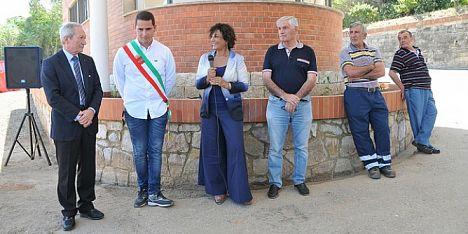 Ex miniera Iglesias: restaurata pensilina San Giovanni