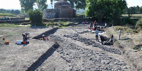 Scoperta una strada romana a Siligo